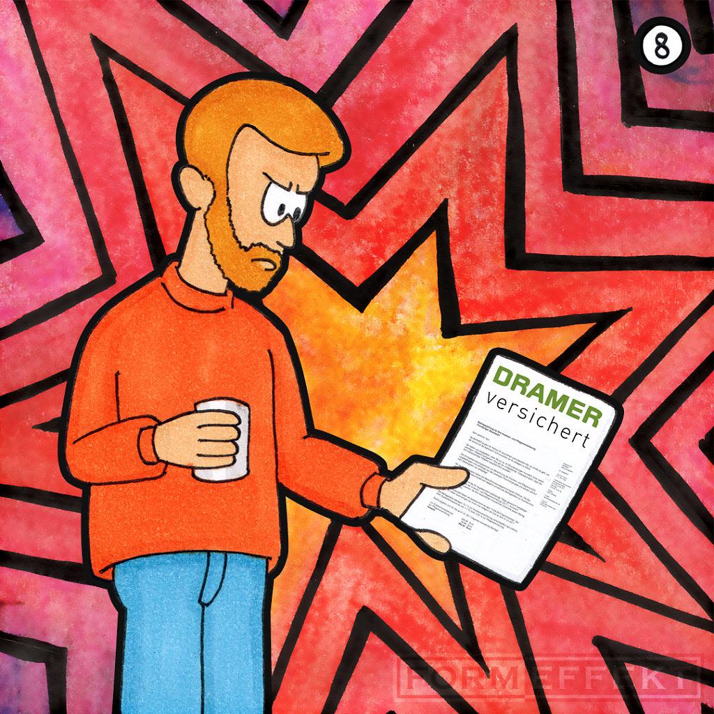Jonny und Püppi - Comic 08
