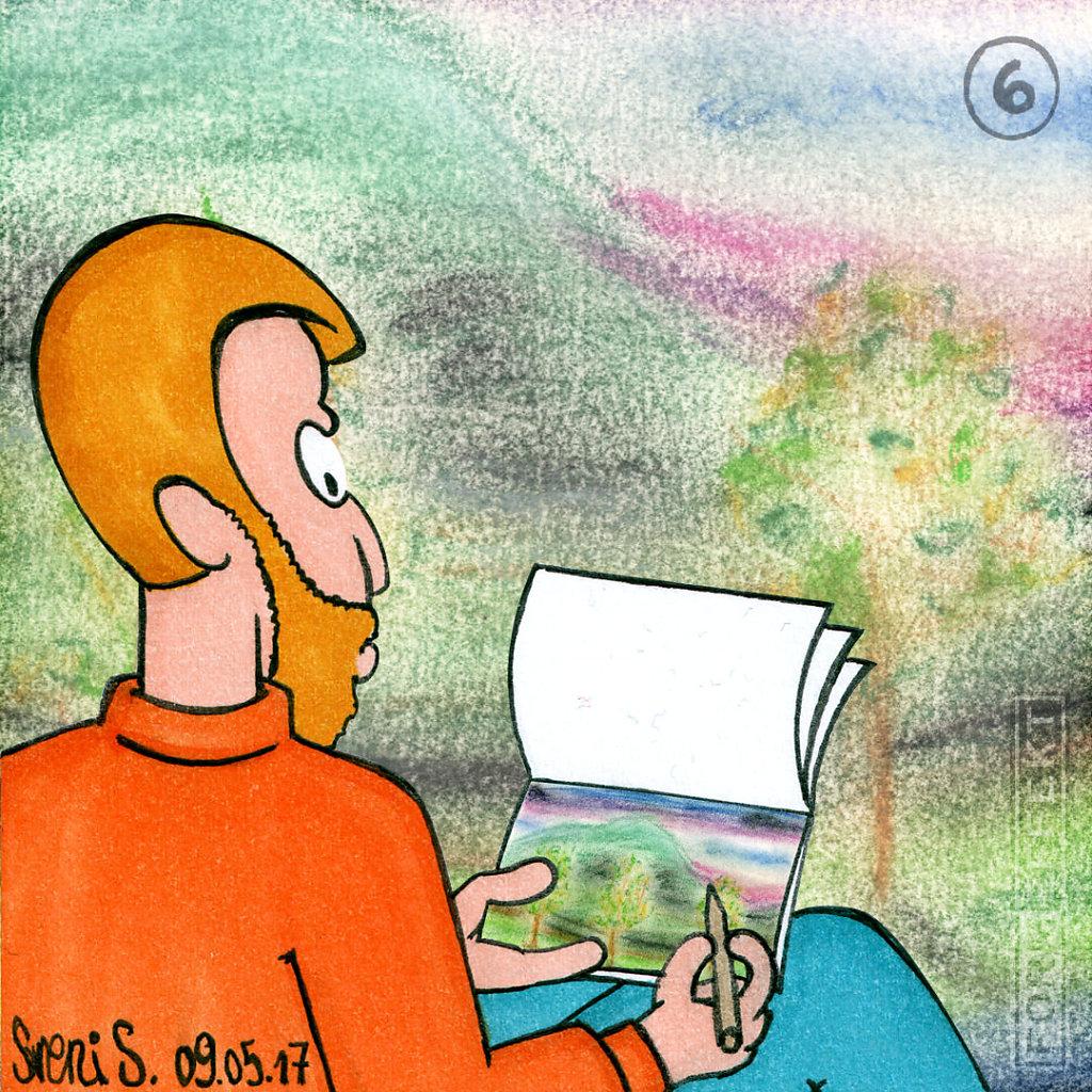 Jonny und Püppi - Comic 06