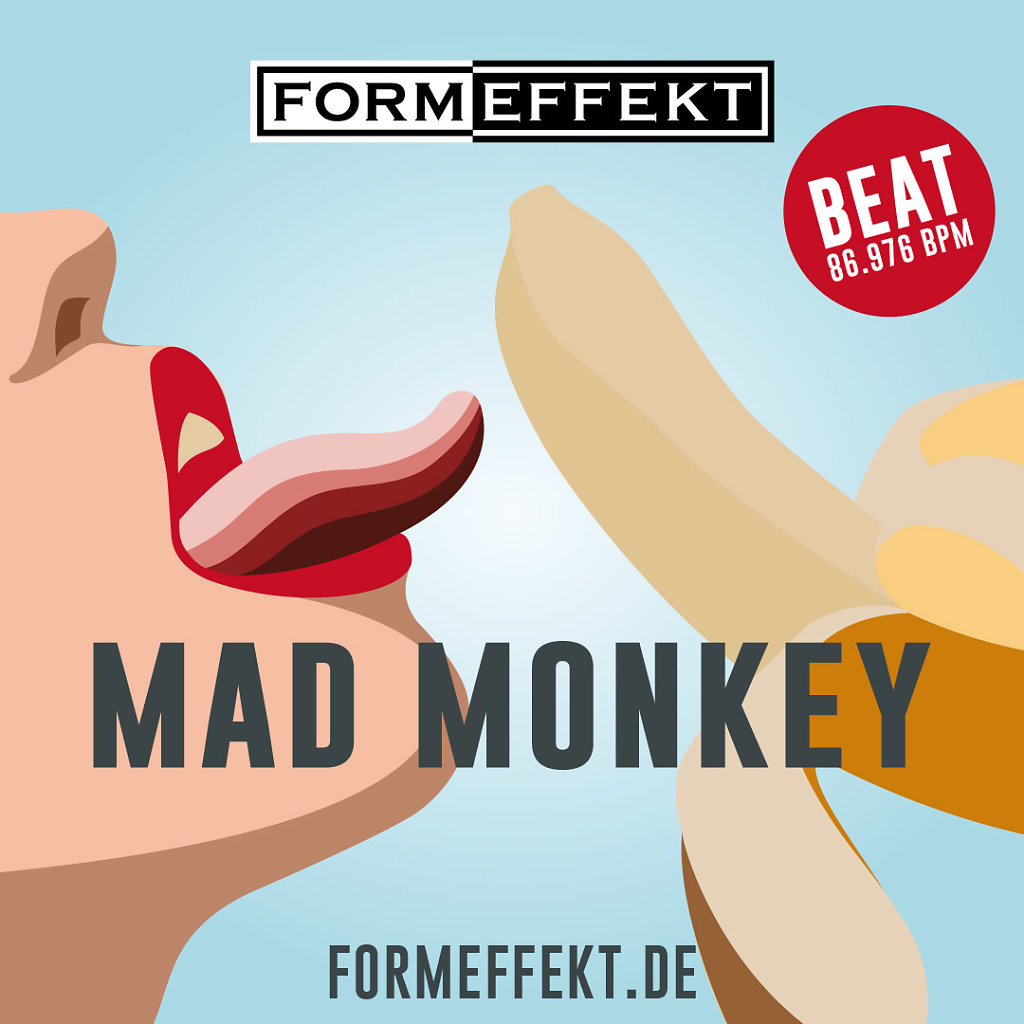 Cover - Mad Monkey