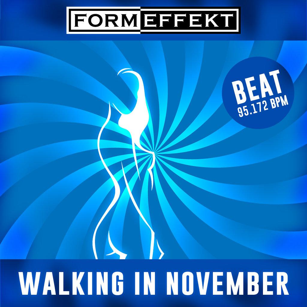 Cover - Walking in November