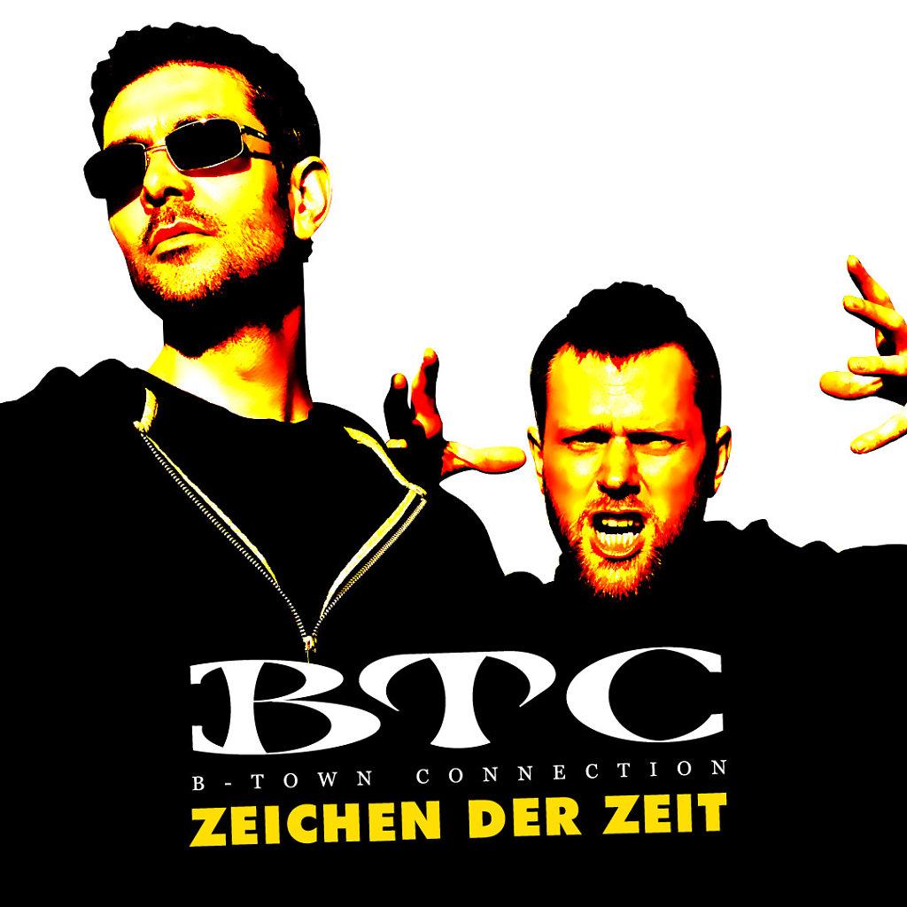 BTC - Zeichen der Zeit - Cover