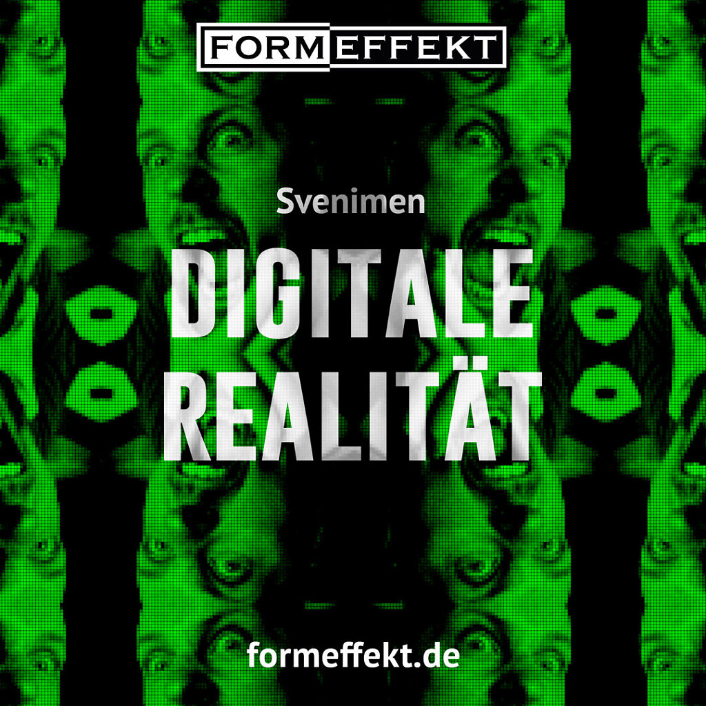 Svenimen - Digitale Realität - Cover