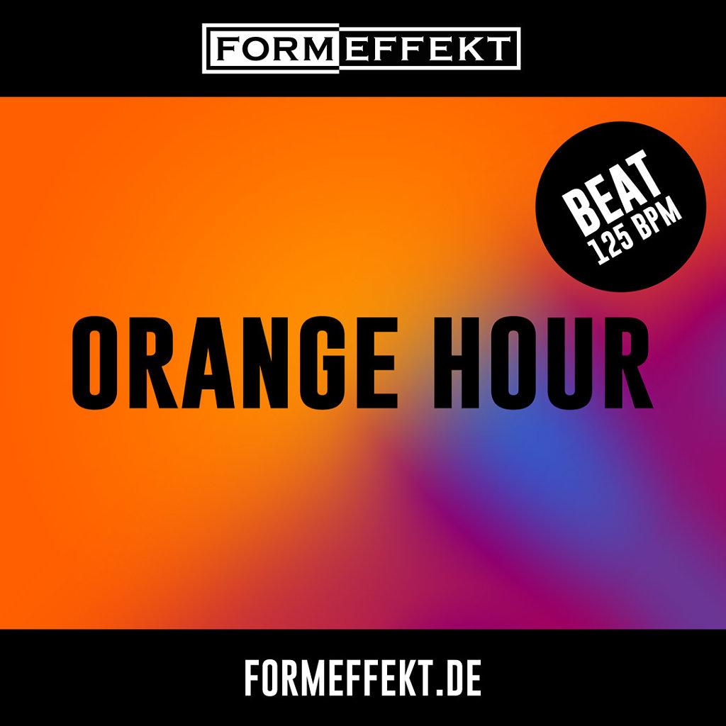 Orange Hour - Beat - Cover