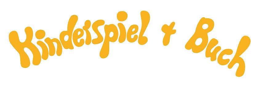 Kinderspiel + Buch - Logo