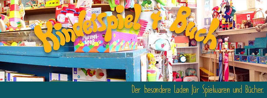 Kinderspiel + Buch - Facebook Timeline