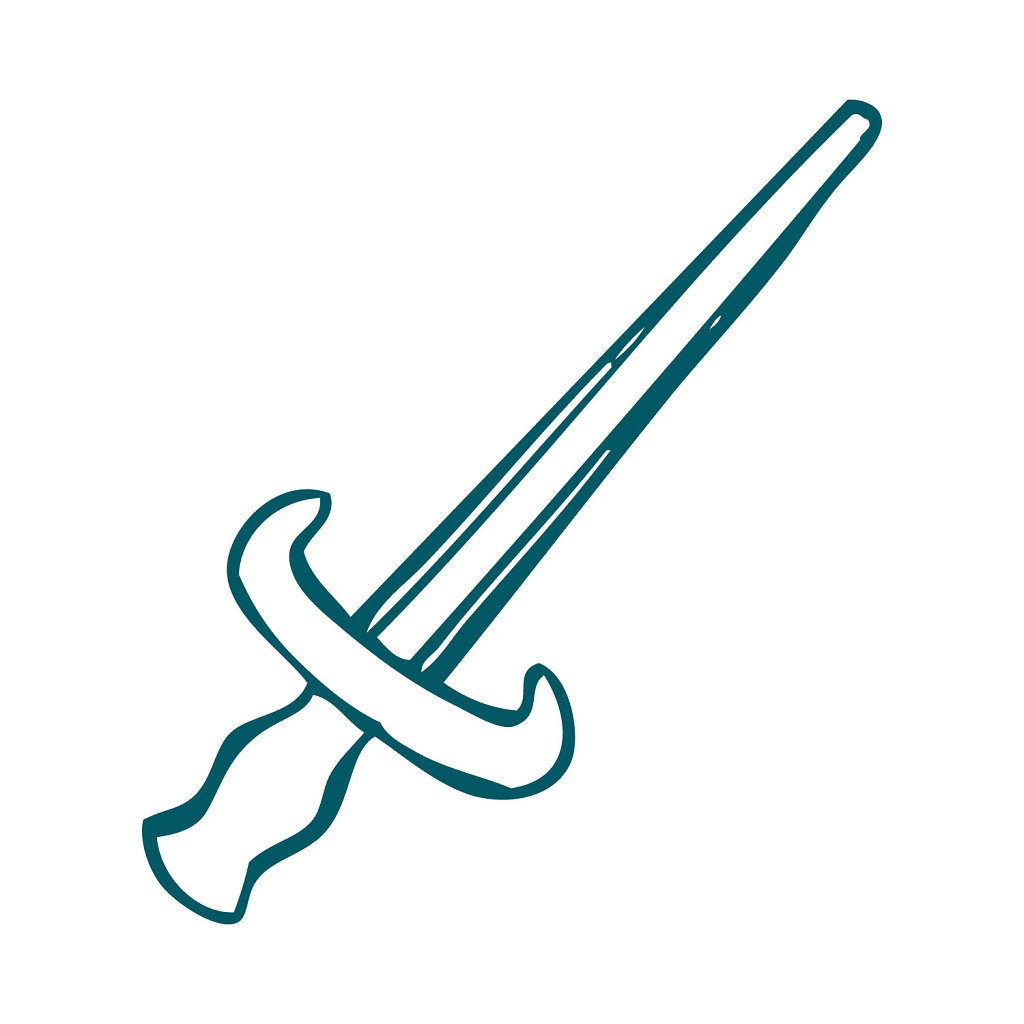 Icon - Holzschwert