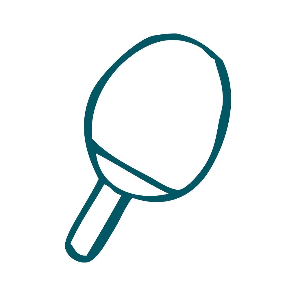 Icon - Tischtennisschläger