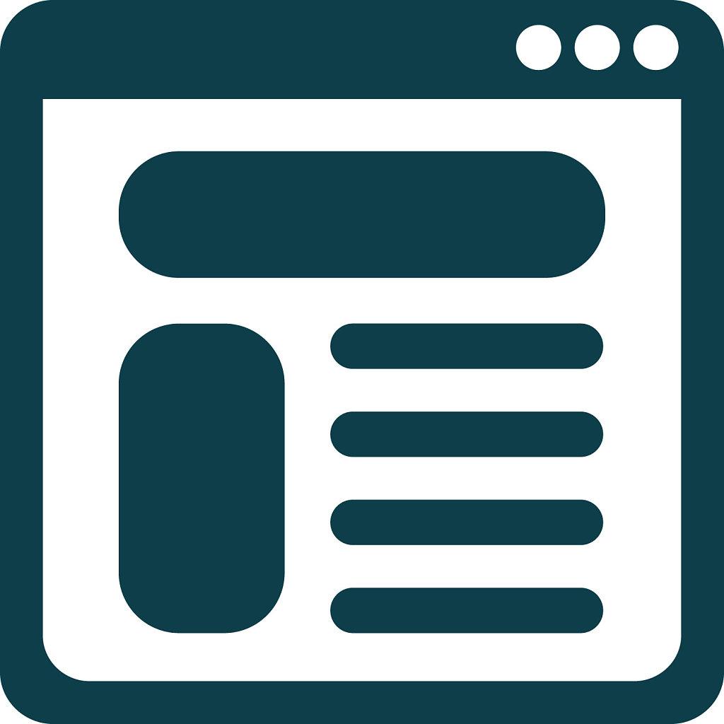 Formeffekt - Webseite - Icon